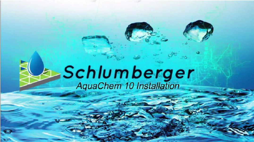 how to install Schlumberger Aqua Chem 10 Crack