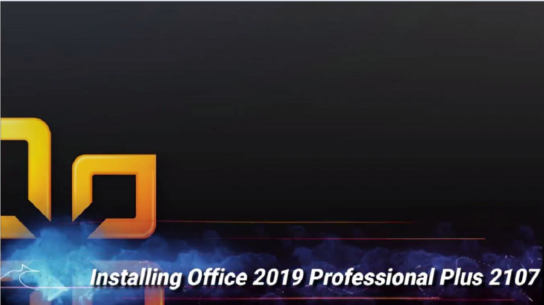 How To Install Office 2019 Professional Plus Offline With Crack