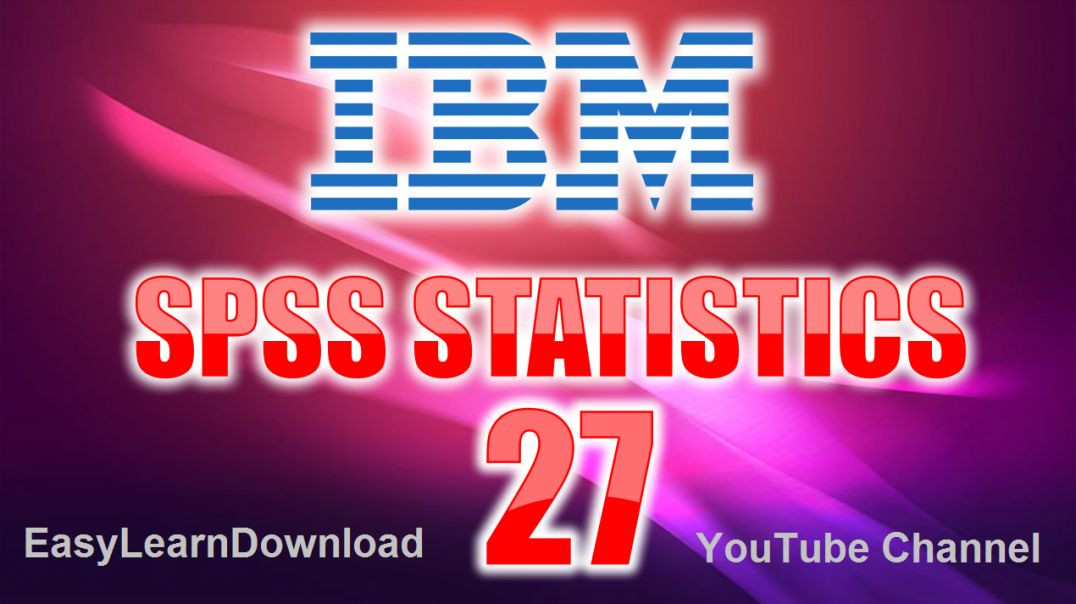 How To Install IBM SPSS 27 Free Download  for Windows 11, 10, 7