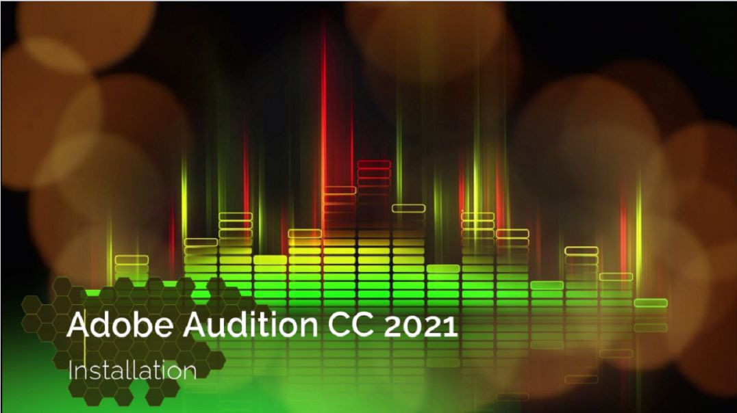 How To Install Adobe Audition 2021 Full Crack